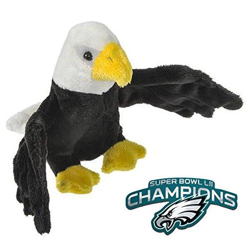 Philadelphia Eagles Plush Eagles Mascot - NFL - Superbowl Champions