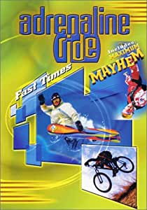 Adrenaline Ride - Fast Times