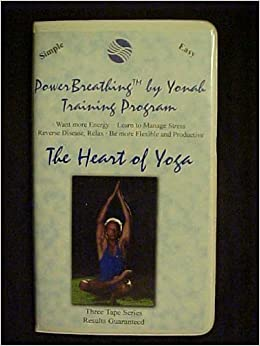 Power Breathing TM by Yonah (The Heart of Yoga (Easy ...