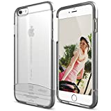 iPhone 6 Plus Case, elago [Glide Limited-Edition][Frosted Transparent] - [Mix and Match][Premium Armor][True Fit] – for iPhone 6 Plus Only