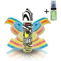 E Liquid Zebra Juice Sweetz Rainbow Strips 50ml