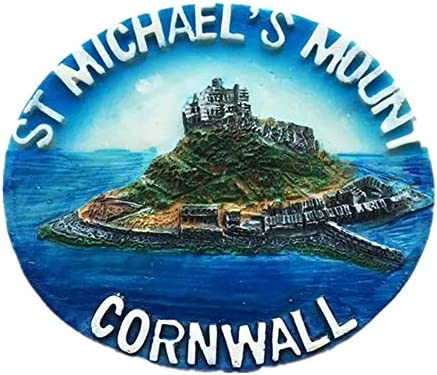 Amazon com: Fridge Magnet St Michael's Mount Cornwall