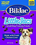 Bil-jac Little Jacs Small Dog Treat – Chicken Liver – 10 Oz (Pack of 4) For Sale