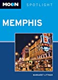 Front cover for the book Moon Spotlight Memphis by Margaret Littman