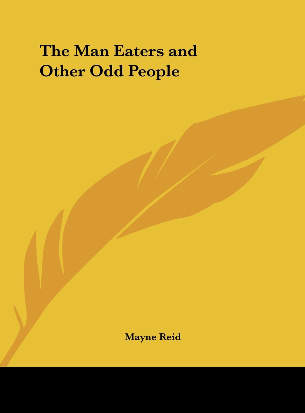 Read Online The Man Eaters and Other Odd People PDF