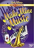 DVD : Make Mine Music (Disney Gold Classic Collection)
