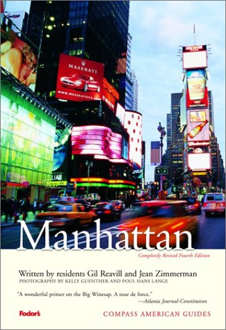 Compass American Guides: Manhattan, 4th Edition (Full-color Travel Guide)