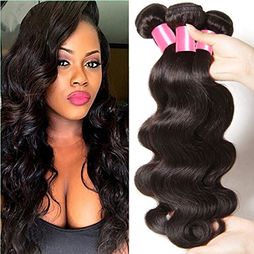Sunber Unprocessed Brazilian Extensions 16inches product image