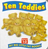 Ten Teddies, Lorna Read, 1858546907