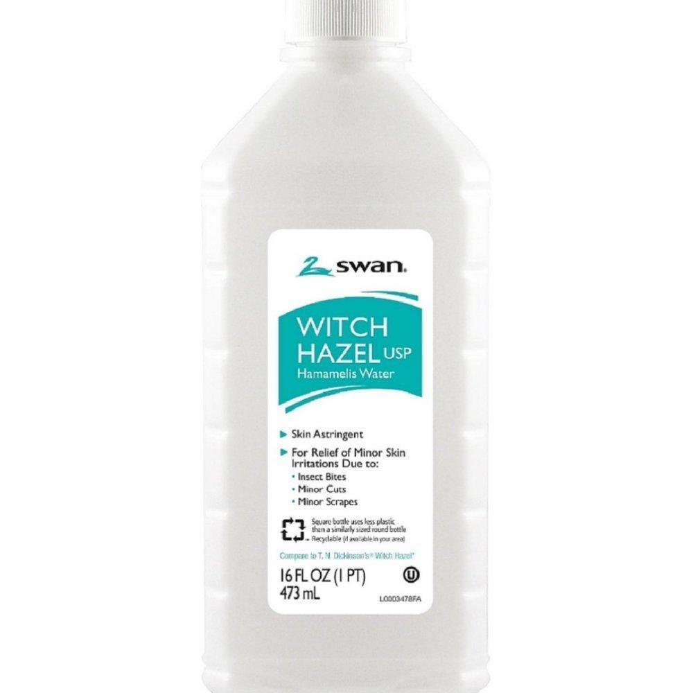 witch hazel water