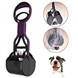 Portable Pooper Scooper Pet Dog Cat Products Waste Garbage Poop Cleaning Supplies Dogs Toilets Easy Pick Up Tools