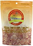 Reed's Crystallized Ginger Candy, 3.5 Ounce (Pack of 12)
