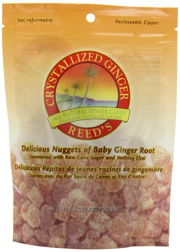 (Reed's Crystallized Ginger Candy, 3.5 Ounce (Pack of 12))