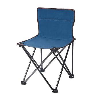 XUMENG Silla Plegable Camping, Portátil Reclinable Silla ...
