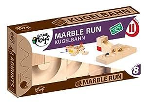 Amazon Com Varis Marble Run Extra Set Ii 8 Parts Toys