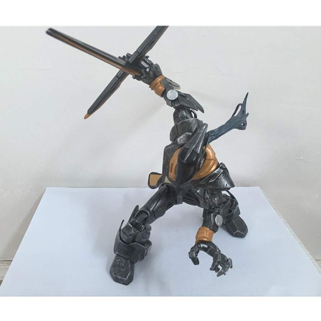 Spielzeug Statue Spielzeug Modell Exquisite Verzierung Dekoration Geschenk Geburtstagsgeschenk 17 cm LJJOZ