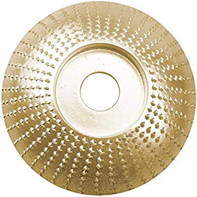 Wood Tungsten Carbide Grinding Wheel Sanding Carving Woodworking Abrasive Disc