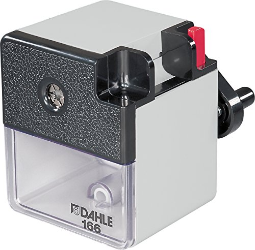 Dahle 166 Professional Rotary Pencil Sharpener with Autom...