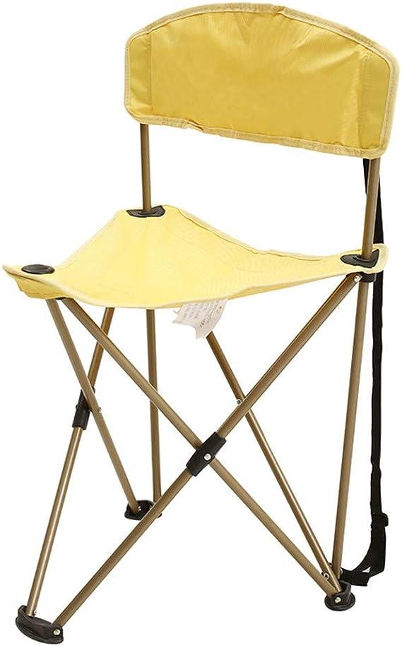 Triangle Folding Silla Camping Travel Silla De Pesca ...