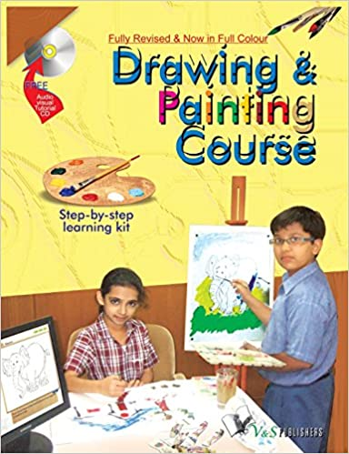 Drawing And Painting Course With CD Price Comparison At Flipkart Amazon Crossword