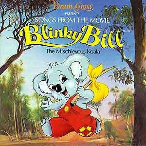 Songs From The Flick picture show Blinky Bill The Mischievous Koala