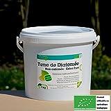 Bio control Terre de Diatomée Alimentaire Non Calcinée grise - 2 kg AG-TERDIA2