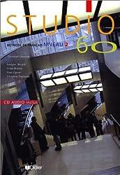 Studio 60 niveau 2 (manuel) (avec CD)