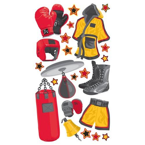Sticko EK Success Boxing Gear Stickers ()