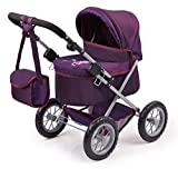 Bayer Dolls Trendy Pram (Purple)