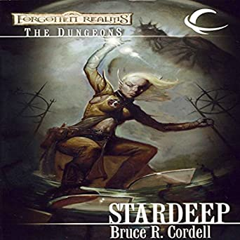 Amazon com: Stardeep: Forgotten Realms: The Dungeons, Book 3