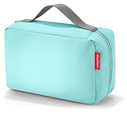 reisenthel Babycase, Compact Diaper Bag with Changing Pad and Removable Pouch, Mint Diaper Pouch