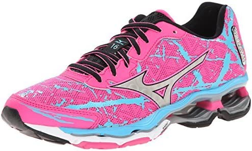 Zapatillas para correr Mizuno Wave Creation 16 para mujer: Amazon ...