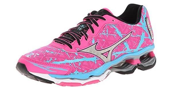Zapatillas para correr Mizuno Wave Creation 16 para mujer: Amazon ...