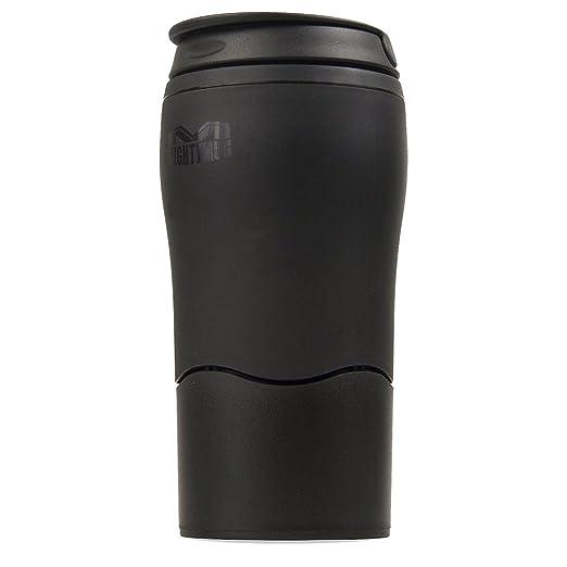 4 opinioni per Mighty Mug 320 ml Solo-Tazza da viaggio, colore: nero