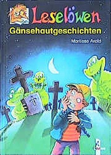 Leselöwen-Gänsehautgeschichten
