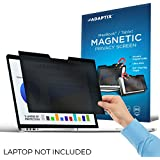 Adaptix Magnetic Privacy Screen for 15 Inch MacBook Pro Laptop [2012, 2013, 2014, 2015] – Anti-Scratch, Anti-Glare Privacy Filter to Protect Information – Blue Light Screen Protector (AMSMR15)