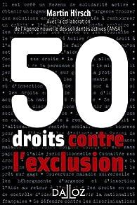 50 droits contre l'exclusion par Martin Hirsch