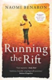 Front cover for the book Running the Rift by Naomi Benaron