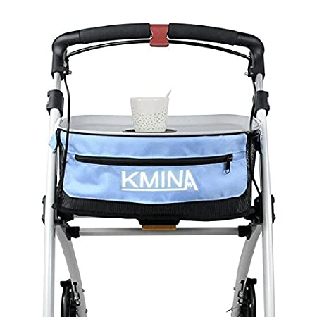KMINA - Andadores ancianos plegable, Andadores adultos, Andadores ...