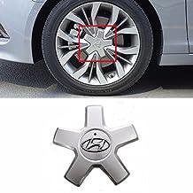 18inch Wheel Center Hub Cap Set 4P For Hyundai 2015- Sonata LF OEM Parts