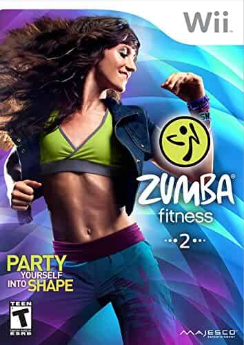 Amazon.com: Zumba Fitness 2 - Nintendo Wii: Video Games