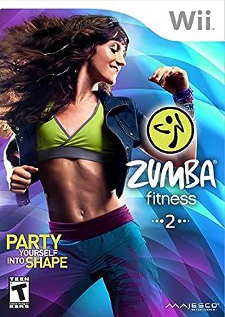 Majesco Zumba Fitness, Wii, ESP Nintendo Wii Español vídeo ...