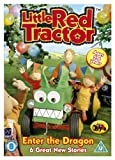 Little Red Tractor-Enter the Dragon