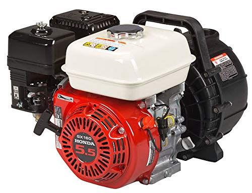 2'', 200 GPM ''S'' Series Water Pump with 5.5 HP Honda GX Engine by Pacer Pumps