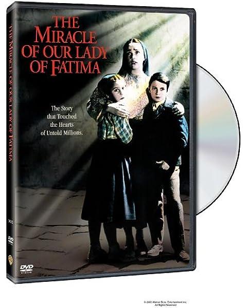 Amazon Com The Miracle Of Our Lady Of Fatima Angela Clarke Gilbert Roland Frank Silvera Sherry Jackson John Brahm Movies Tv