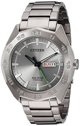 Citizen Super Quartz Titanium Casual