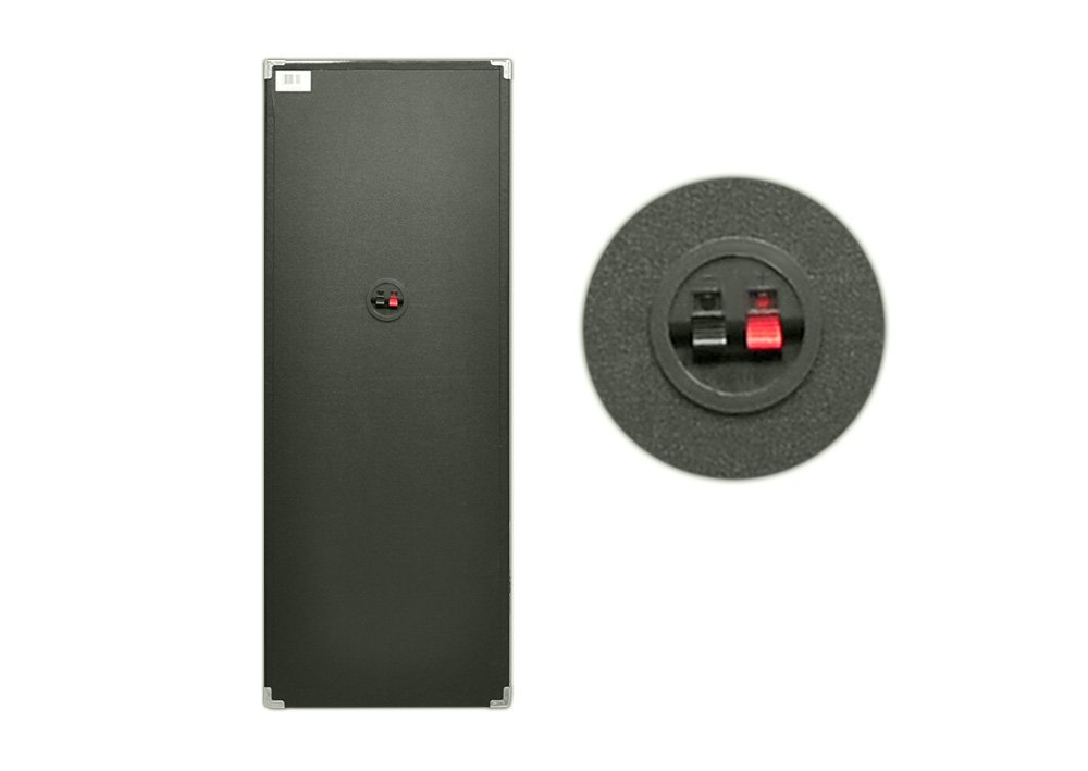 PYLE PSUFM1240P 1400-Watt Dual Passive DJ Speaker System with Flashing DJ Lights by Pyle