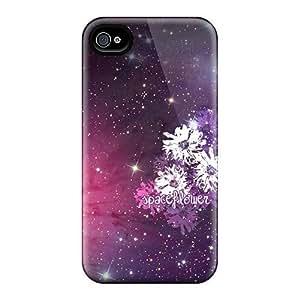 Axn6270UdZM Snap On Cases Covers Skin Samsung Galaxy Note4 (space Flower) WANGJING JINDA