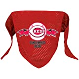 Cincinnati Reds Pet Dog Baseball Jersey Bandana M/L