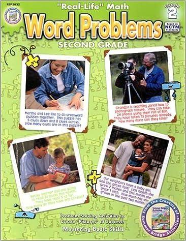 Book Math Word Problems (Mastering Basic Skills) by Rainbow Bridge Publishing (2002-05-04)